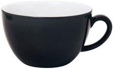 Kahla Pronto schwarz Cappuccinotasse 0,25 Ltr.