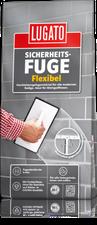 Lugato Sicherheitsfuge Flexibel 5 kg schwarz