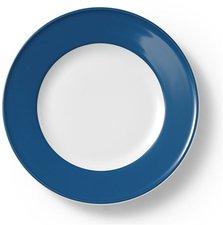Dibbern Solid Color pazifikblau Speiseteller 26 cm