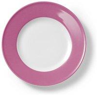 Dibbern Solid Color pink Frühstücksteller 19 cm