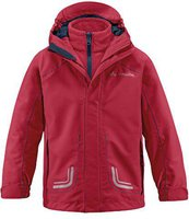 Vaude Kids Campfire 3in1 Jacket III Red