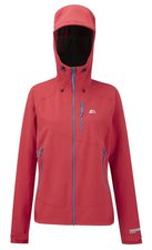 Mountain Equipment Women's Trojan Hooded Jacket Alpenglow