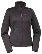 Jack Wolfskin Chill Out Jacket Women Dark Steel