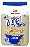 Barnhouse Naturprodukte Feines Müsli Quinoa Original (500 g)