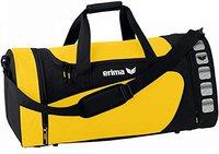 Erima Club 5 Sporttasche M gelb