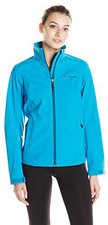 Vaude Women's Hurricane Jacket III Teal Blue