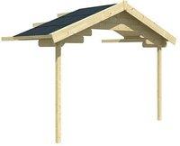 Skanholz Vordach für Malaga/Lagos 340 x 200 cm