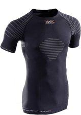 X-Bionic Invent Shirt Short Sleeve Men black / anthracite