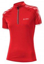 Löffler Running Zip-Shirt