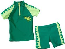 Playshoes UV-Schutz Badeset Krokodil