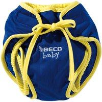 Beco Beerman Aqua-Windel mit Klettverschluss Uni blau
