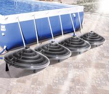 G.F. Garden Solarheizgerät Sunny Solar Heater