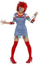 Smiffys Chucky Kostüm Damen