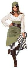 Smiffys Piratin Sweetie Kostüm