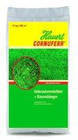 Hauert Cornufera UV Unkrautvernichter und Rasendünger 15 kg