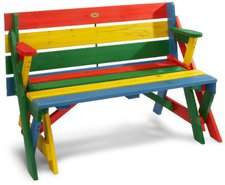 Habau Kinder-Picknickbank 687