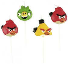 Amscan Angry Birds (4 Stk.)
