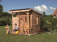 weka Holzbau Abenteuerhaus Mecki 1