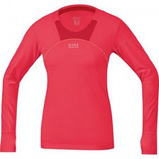 Gore Air 2.0 Windstopper Soft Shell Lady Jersey coral red