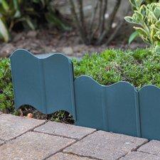 Star Rasenkante 16 x 14 cm grün (20 Stück)