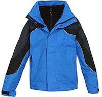 Bergson Dobby Jacket Princess Blue