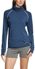 Nike Dri-Fit Sprint Fleece Pullover (Hyper Cobalt/Deep Royal Blue)