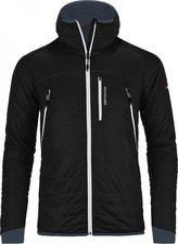 Ortovox Swisswool Light TEC Jacket Piz Boe M black raven