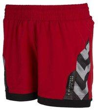 Hummel Technical X Shorts Damen rot