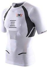 X-Bionic The Trick Running Shirt Short Sleeves White