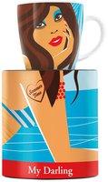 Ritzenhoff My Darling Melzer F14 Kaffeebecher 300 ml