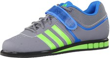 Adidas Powerlift 2 black/running white/vivid red