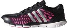 Adidas adipure 360 Control Wmn dark grey/silver metallic/solar pink