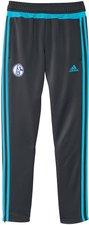 Adidas Kinder FC Schalke 04 Trainingshose 2015/2016