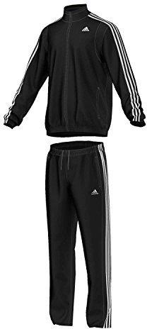 Adidas Basic 3S Woven Trainingsanzug