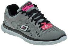Skechers Flex Appeal Love Your Style light grey/black