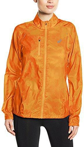 Asics Lightweight Jacket Damen fizzy peach cloud