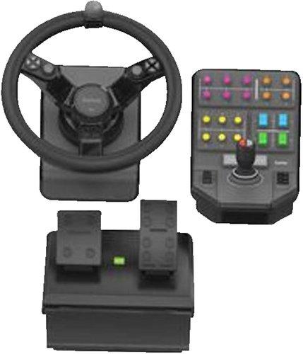 Saitek Landwirtschafts Simulator Lenkrad Pedaleinheit