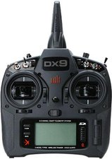 Spektrum DX9 Black Edition (SPM9900)