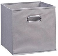 Zeller Aufbewahrungsbox Vlies grau (32 cm)