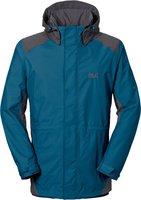 Jack Wolfskin Amply Texapore Jacket Men Moroccan Blue