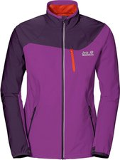 Jack Wolfskin Exhalation Softshell Women Hyacinth