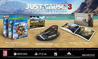 Just Cause 3: Collector's Edition (Xbox One)