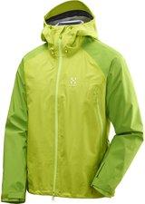 Haglöfs Roc Spirit Jacket Men Glow Green/ Lime Green