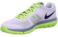 Nike Flex Run 2014 MSL white/volt/dove grey/black