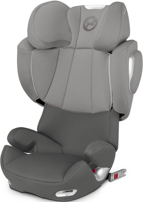 cybex solution q2 fix manhattan grey preisvergleich ab 169. Black Bedroom Furniture Sets. Home Design Ideas