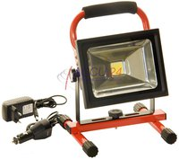 Ampercell COB-LED Akku-Baustrahler (09010)