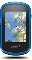 Garmin eTrex Touch 25 Osteuropa