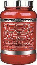 Scitec Nutrition 100% Whey Protein Professional Vanille Birne 920g