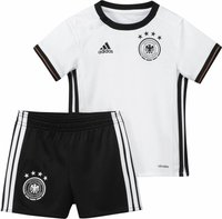 Adidas Deutschland Home Baby-Kit Kinder 2015/2016