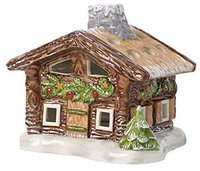 Villeroy & Boch Mini Christmas Village Lichthaus Waldhaus (1486315413)